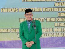 UMI Bereaksi! Imbas Pembakaran Mimbar Masjid Raya, Rektor: Harus Dalami Motif Pelaku