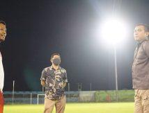 Catatan Khusus Tenaga Profesional PSM: Penerangan Stadion Parepare
