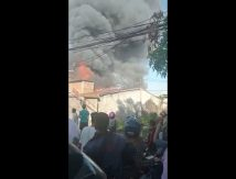 Empat Rumah Hangus Terbakar di Gowa, Ini Dugaan Penyebabnya