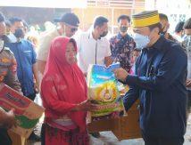 Aksi Kilat MRA Bantu Korban Kebakaran di Galesong