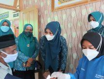 Aksi PKK Selayar Kebut Vaksinasi Covid-19