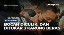 VIDEO: Kronologi Bocah di Makassar Diculik dan Ditukar 3 Karung Beras