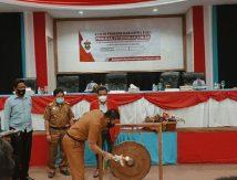 Bupati Basli Buka Kuliah Perdana Pendidikan Vokasi Unhas di Selayar