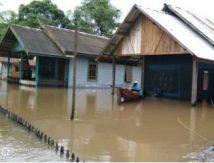 Lima Desa Terendam Banjir, Berikut Nama-namanya