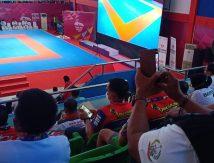 Ini Medali Pertama Karate Sulsel di PON XX Papua