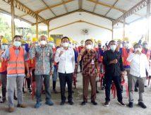 Latih 50 Orang Jadi Tenaga Terampil, Dinas PUPR Sinjai Gandeng Balai