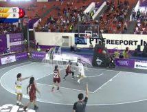 PON XX Papua: Basket 3×3 Putra dan Putri Sulsel Senasib