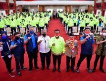 Mencengangkan, Perolehan Medali Sulsel Terjun Bebas di PON XX Papua