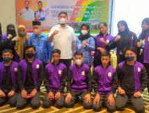 Target Sulsel di Potradnas VIII Bangka Belitung, Kadispora: Tunjukkan Prestasi!