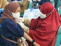 Kalla Keren! Vaksin Bersama Sukses Bagikan 4.105 Dosis ke Masyarakat