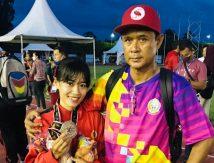 Atletik Sulsel di PON XX Papua: Putri Bersinar, Putra Meredup