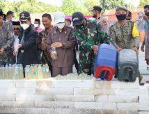 Ratusan Liter Miras Diamankan, Wabup Selayar Ungkap Hal Ini