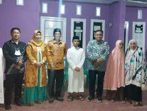 Dikunjungi Bupati Fahsar, Wakil Bone Antar Sulsel Masuk 10 Besar STQ Nasional
