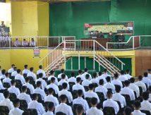 Isi Seruan Danrem di Hadapan Calon Prajurit TNI di Bone