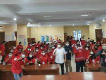 PMI Makassar Resmi Tutup Pelatihan Spesialisasi Assessmen dan Distribusi Bantuan, Ini Pesannya