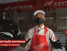 Siswa Makassar Juara Kontes Video Vokasi Siswa SMK Otomotif Honda