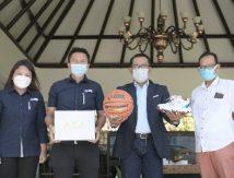 Honda DBL 2021: Gubernur Ridwan Kamil Atensi Khusus Seri Jabar