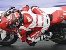 Kabar Honda: Pebalap Mario Tampil Impresif di GP Moto 3 Misano